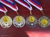 Medailová ocenění